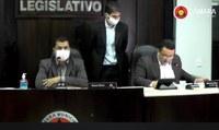 4º Reunião Extraordinária da Câmara Municipal de Ituiutaba para apresentação de Projetos de Leis