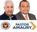 Vereador Amaury Braz em parceria com o Deputado Federal Franklin Lima destina verba ao Serviço de Atenção Básica de Saúde.