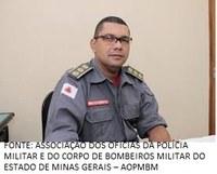 Câmara concede Título de Cidadania ao Comandante do Corpo de Bombeiros de Minas Gerais