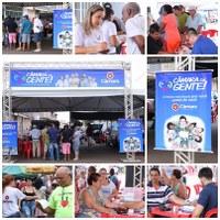 Câmara da Gente leva ações de saúde ao bairro Junqueira