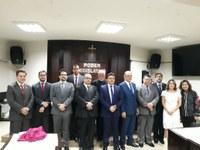 Câmara de Ituiutaba entrega título de cidadão à desembargadores