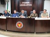 Câmara Entrega Título De Cidadania Honorária ao Major Waldir Dos Santos Teixeira