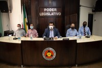 Câmara Municipal de Ituiutaba recebe deputados que colhem diversas reivindicações