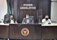 Câmara recebe presidente do COMPED que discute sobre acessibilidade e inclusão da pessoa com deficiência física