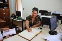Cleidislene Conceição  volta a ocupar cadeira no legislativo tijucano.