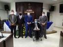 Eleição e Posse da Mesa Diretora da Câmara Municipal de Ituiutaba Anuênio 2021
