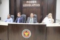Empresário industrial e produtor rural são homenageados pela Câmara Municipal de Ituiutaba.