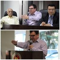 Gilberto Bernal assume prefeitura de Ituiutaba
