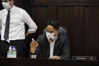 Legislativo suspende trabalho, com aumento na contaminação e mortes pelo COVID 19.