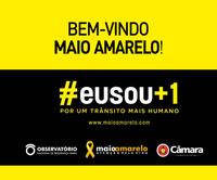 Neste mês de maio acontece em todo país a campanha Maio Amarelo.
