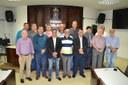 Nova mesa diretora é empossada na Câmara Municipal de  Ituiutaba