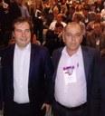 O vereador João Carlos  participa do 1º Seminário de Câmaras Municipais