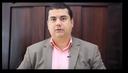 O Vereador Renato Silva Moura retorna à sua função de legislador na noite de ontem