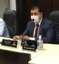 Renato Moura sugere que contratados do Poder Público tenham direito a 13° salário e férias