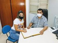 Retorno de Vereadora a Câmara Municipal de Ituiutaba