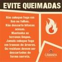 Riscos das queimadas