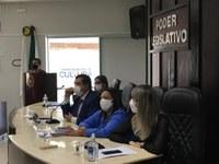 Sistema híbrido de ensino é analisado em Audiência Pública na Câmara Municipal