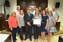 Solenidade marca o 71º aniversário da Escola Municipal Ildefonso Mascarenhas