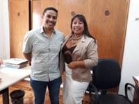 TOMA POSSE NA CÂMARA MUNICIPAL DE ITUIUTABA A VEREADORA SUZANA MODESTO