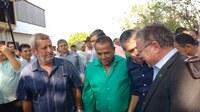 Vereador José Divino participa de manifesto e encontro com ministro da Agricultura, Pecuária e Abastecimento.
