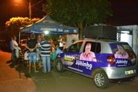 Vereador Juninho da JR visita mais de 20 bairros, Em 6 meses