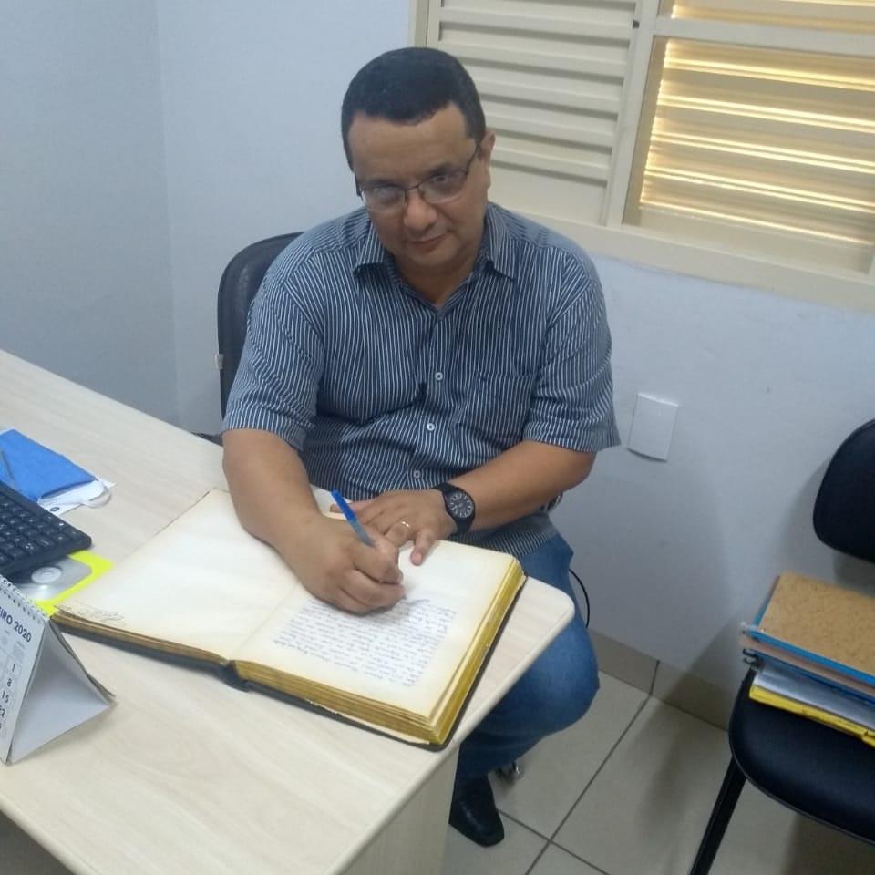 Vereador Odeemes Braz dos Santos retorna a Câmara Municipal de Ituiutaba