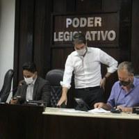 Vereadores aprovam em segundo  turno LOA exercício 2021.