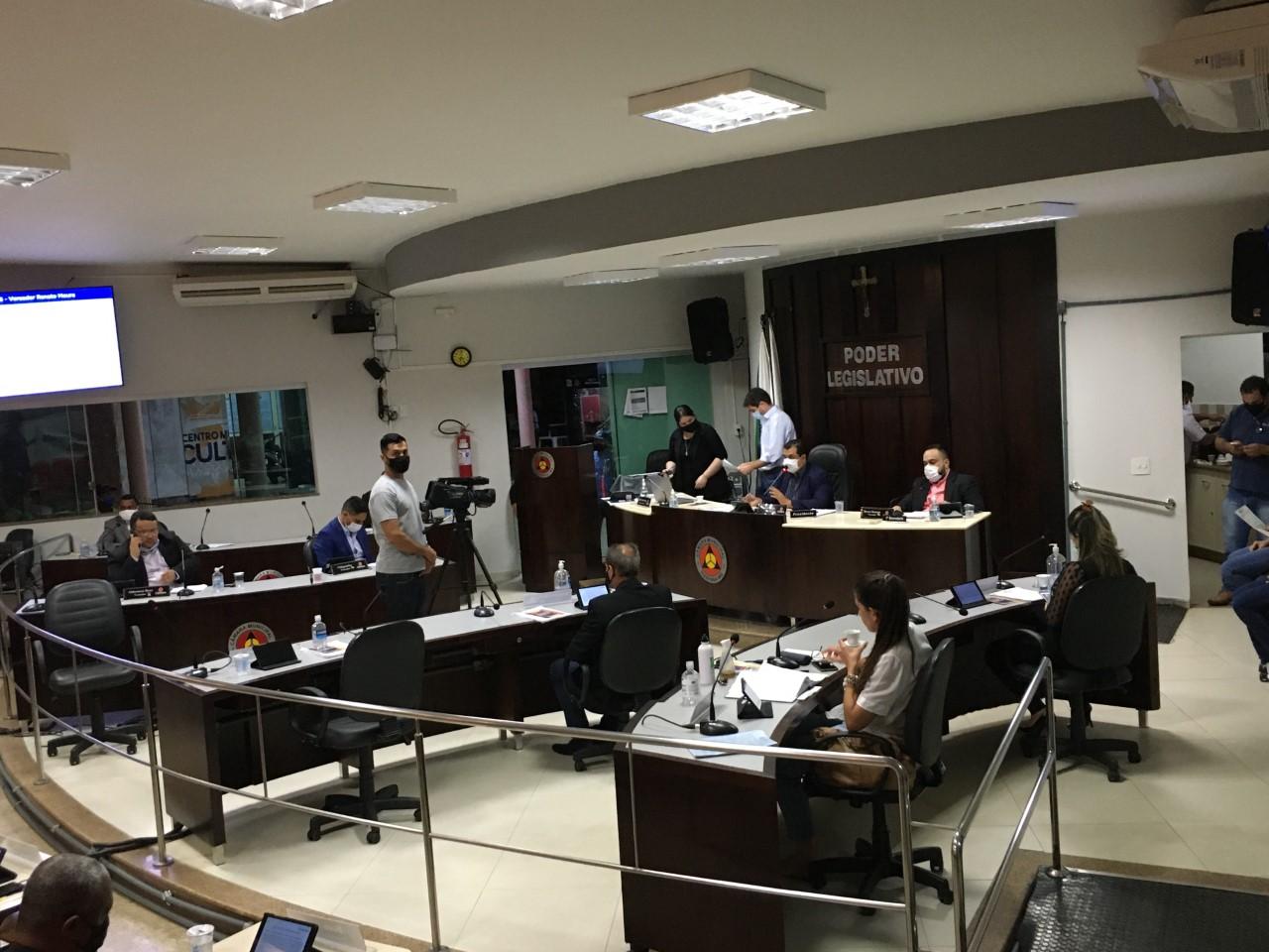 Vereadores da Câmara Municipal reforçam apoio para contemplados dos residenciais Nova Ituiutaba 2 e 4