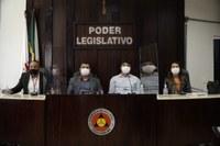 Vereadores de Ituiutaba recebem equipe do Governo do Estado de Minas Gerais